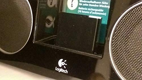 Bluetooth Adapter for Logitech Pure-FI Anywhere 2 Speaker Dock for Iphone ipod