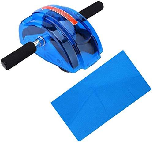 Volwassenen Ab Roller Oefening Wheel Roller Abdominale Training Vier wielen Roller Fitness Maag Apparatuur for oefening Fitness