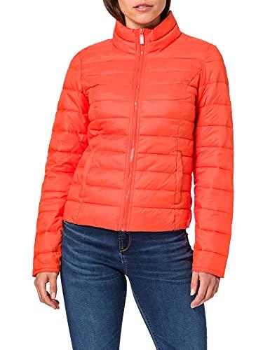ONLY Damen ONLNEWTAHOE Quilted Jacket CC OTW Steppjacke, Koi/Detail:DTM Lining, XL