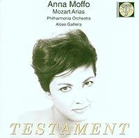 Anna Moffo: Mozart Arias by W.A. Mozart
