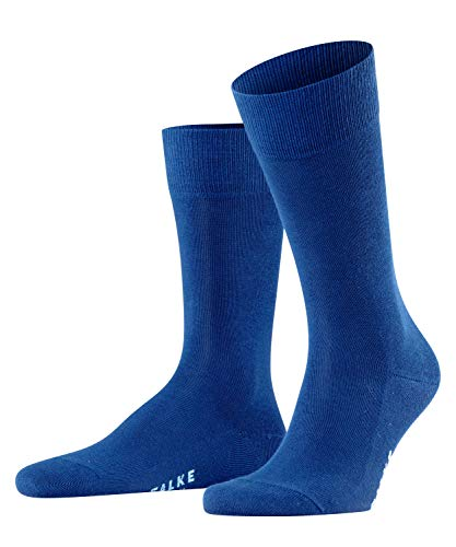FALKE Herren Socken, Family M SO- 14645, Blau (Royal Blue 6000), 47-50