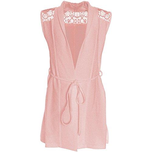 BEZLIT Cardigan jurk zonder mouwen 21158