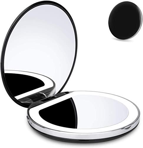 La mejor selección de Espejos de mano favoritos de las personas. 2