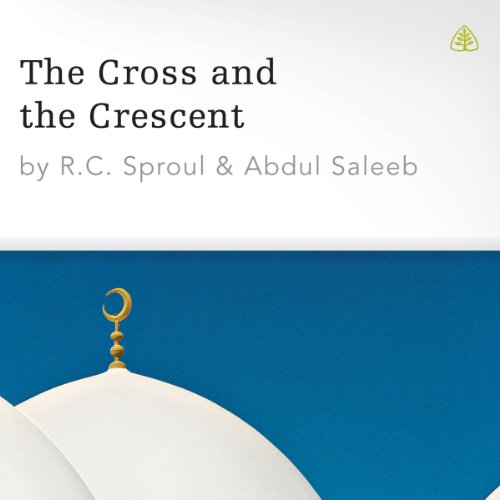 The Cross and The Crescent audiobook cover art