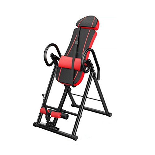 Buy Bargain A&Dan Inversion Table - Reduce Back Pain, Stress and Improve Posture and Flexibility, Su...