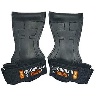 GORILLA SQUAD ゴリラグリップス パワーグリップ 高強度滑り止めラバー 男女兼用 4カラー3サイズ GORILLA GRIPS