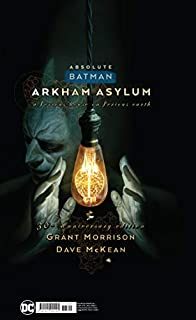 Absolute Batman: Arkham Asylum (30th Anniversary Edition) (1401294200) | Amazon price tracker / tracking, Amazon price history charts, Amazon price watches, Amazon price drop alerts