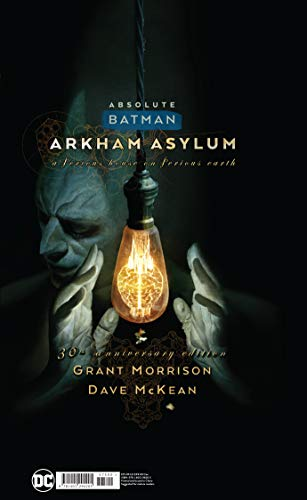 Absolute Batman: Arkham Asylum (30th Anniversary Edition)