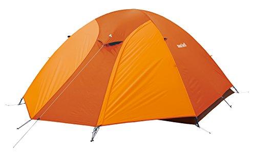 モンベル(mont-bell) テント クロノスドーム4型 [3~4人用] ゴールデンオレンジ 1122492-GDOG