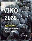VINO 2020: Agenda educativa con 366 conceptos sobre cultura del vino. Un proyecto de Viajes & Vinos