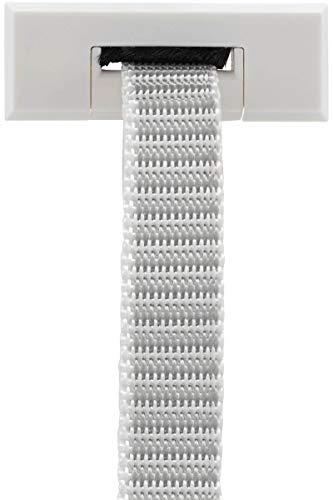 Schellenberg 15202 MINI/MAXI DUO, color blanco