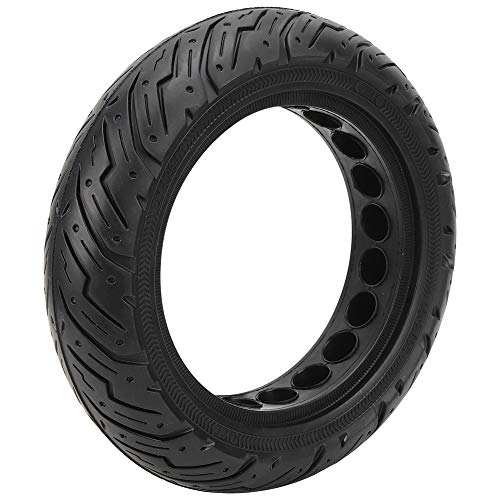 Neumático para patinete, 8.5 pulgadas 10x2.50C Patinete eléctrico antiexplosión Neumático de goma...