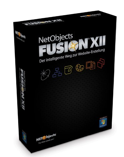 Netobjects Fusion 12 [import allemand]