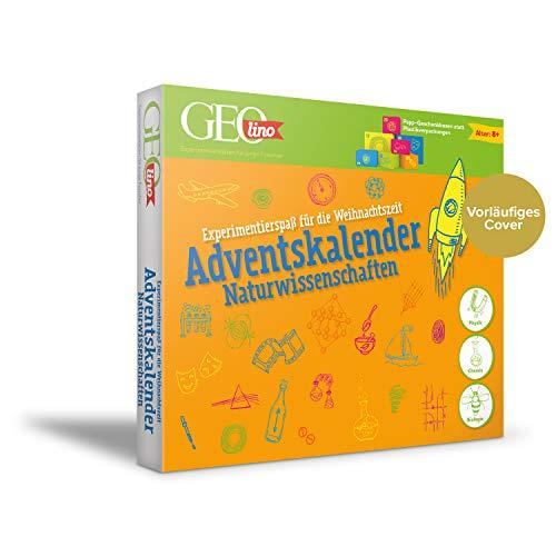 GEOlino Naturwissenschaften Adventskalender 2020: Experimentierspaß für die Weihnachtszeit