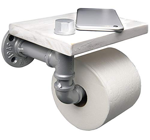 Top 10 best selling list for silver and white toilet paper holder