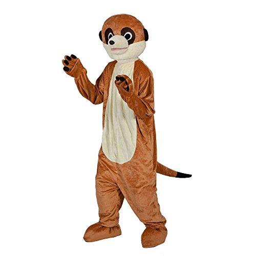 Mascot - Funny Meercat