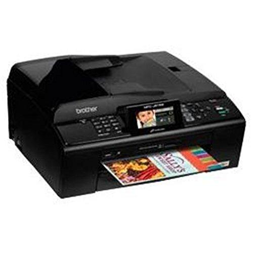 Brother MFC J615W MFP A4Color USB Inkjet 28Ppm Print Fax, escáner y fotocopiadora
