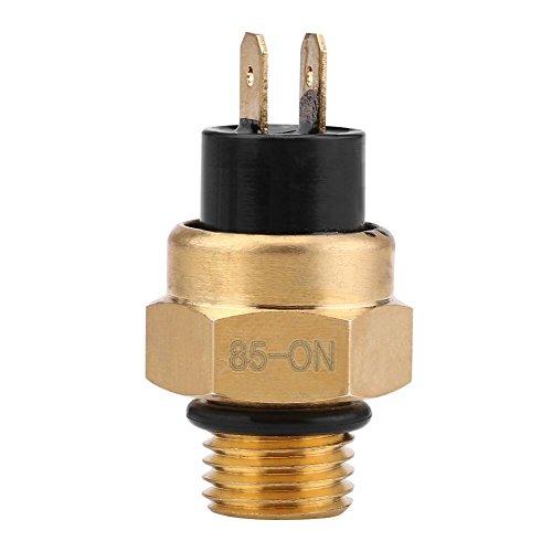 Sensor de temperatura Interruptor de temperatura del ventilador, 0010033661 Interruptor de temperatura del ventilador para 2 tiempos y 4 tiempos