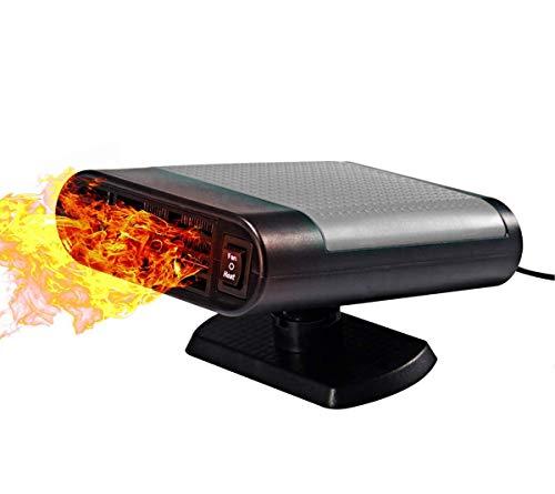 Portable Car Heater, JINGOU 12V 150W Car Winter Windscreen...
