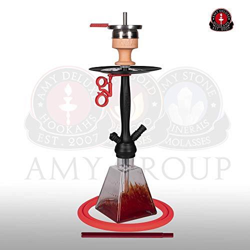 Amy Deluxe Shisha 038 I Need You schwarz-rot