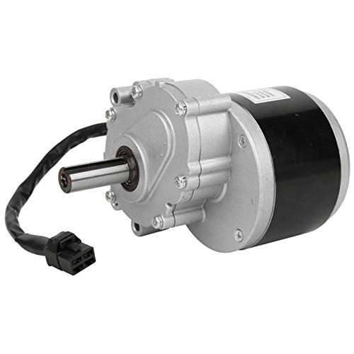 Demeras Niedrige Geschwindigkeit Geräuscharm 24V250W Elektrorollstuhlbürstenmotor Bürstenmotor Hohe Zuverlässigkeit MY1016z Rollstuhlbürstenmotor für Unite für Elektrorollstühle