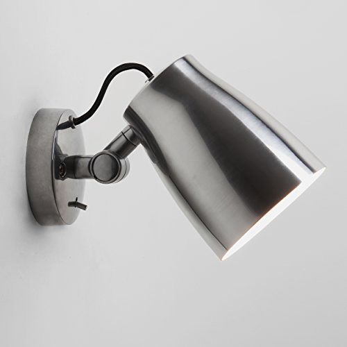 Astro Lighting - Applique murale pivotante Atelier Wall - Aluminium