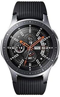 Samsung Galaxy Watch 2019 (46mm) Bluetooth, Wi-Fi, GPS Smartwatch, SM-R800 - International Version (Silver)