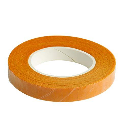 Fuwahahah Bloemen Stem Wrap Bloemist Kunstmatige Bloem Metalen Tape Draad Corsage Craft Art ORANJE