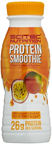 Scitec Nutrition Protein Smoothie Mango-Maracuja 8 x 330 ml, 1er Pack (1 x 2.64 kg)