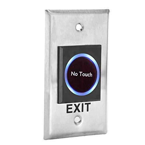 Botón de Salida Panel de interruptores Infrarrojos 4,4 x 2,7 x 1,2 Pulgadas