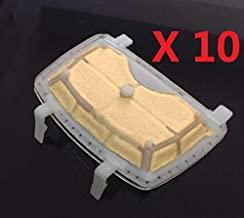 KLING'S 10pcs Air Filter Cleaner Ms181 Ms211 Ms 171 181 211 Chainsaw Spare Part, Chainsaw Air Filter - Vacuum Filter, Parts Chainsaw, Air Filter, Chainsaws Ms, Air Cleaner Cover, Air Cleaner