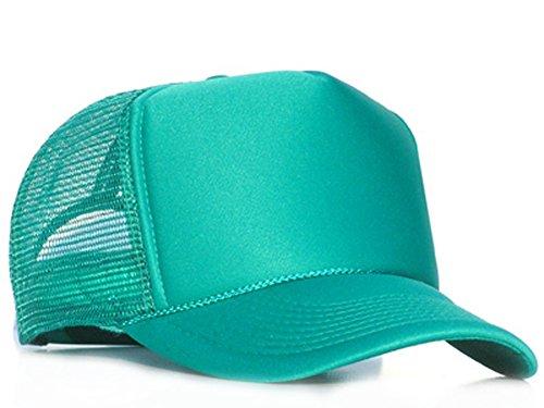 Raphia type casquette en maille le Japon Green