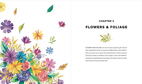 Creative Watercolor: A Step-by-Step Guide for Beginners--Create with Paints, Inks, Markers, Glitter, and More! (Art for Modern Makers)
