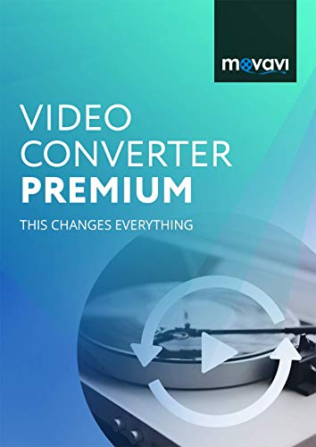Movavi Video Converter 19 Premium Personal [PC Download]