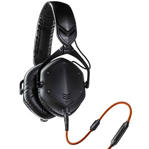 V-MODA Crossfade M-100, Cuffie con isolamento acustico, Nero Opaco