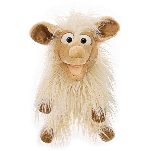 Marionnette à main - Lucy l'agnelle