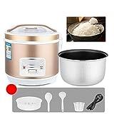 Cocina de arroz Mini arroz de arroz vaporizador (2-5L/ 400-900W/...