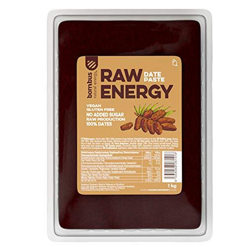 Bombus Dattelpaste - Vegan Glutenfrei Raw 100% Datteln