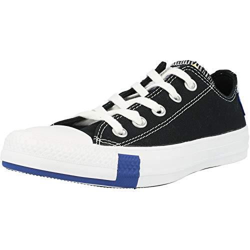Converse Chucks CTAS OX 166738C Black Schwarz, Schuhgröße:40