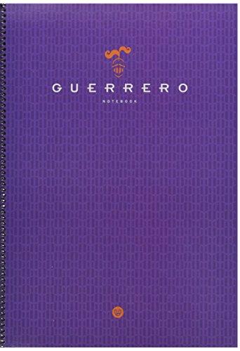 Guerrero 048788 - Cuaderno milimetrado, 80 hojas