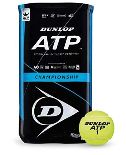 Dunlop ATP Championship Tri-Pack Tennisball 3 x 4er Dosen 12 Bälle