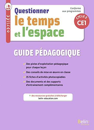 Odyssée CE1 - Guide pédagogique 2021