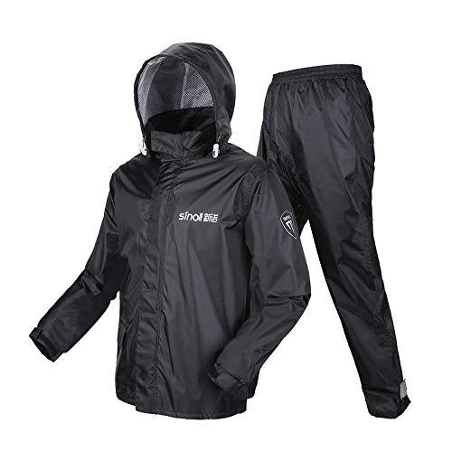 Ski-R Sport-regenjas, fietsen, regenpak, regenjas, broeken, regenkleding, motor, regenjas voor volwassenen, single riding split, waterdicht, waterdicht, bergwinddicht
