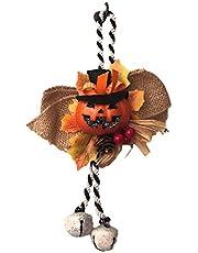 10月ハロウィン飾り かぼちゃ壁掛け 装飾 造花 雑貨 かわいい インテリア おしゃれ パンプキン オーナメント アートリーフ 紅葉 秋 AUTUMNグッズ
