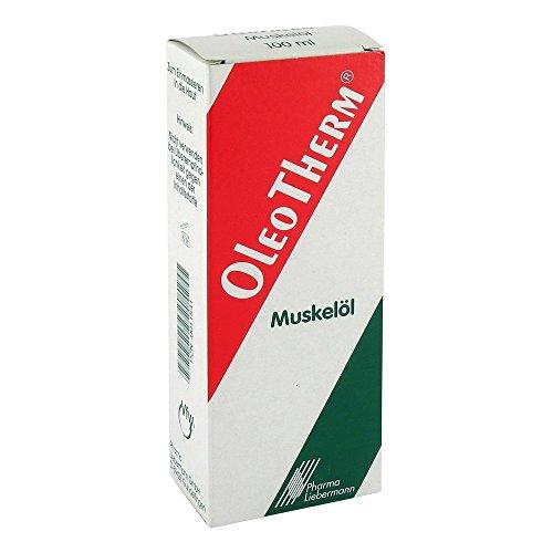OLEOTHERM Muskeloel, 100 ml