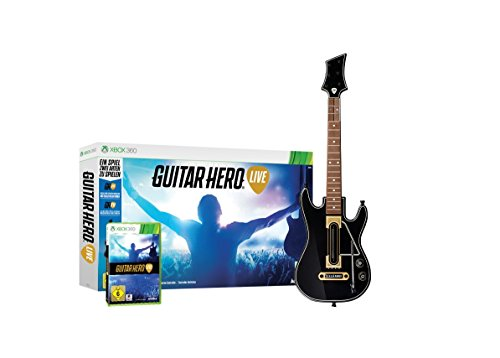 Activision XB360 Guitar Hero Live