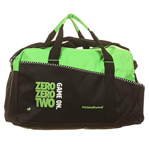 Game On Pickleball Duffle Bag (Lime Green)
