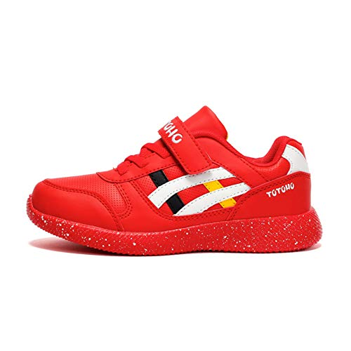 Etillo Kinder Sportschuhe Jungen Sneaker Outdoor Laufschuhe M?dchen Sneaker (Kleines Kind/großes Kind)