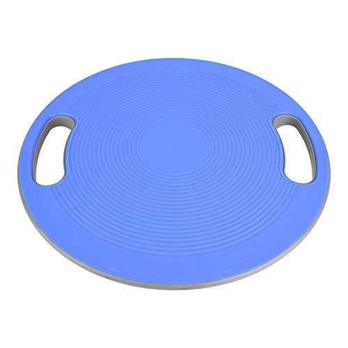 SALUTUYA Tablero de Equilibrio Mejorar el Equilibrio Material plástico 40 cm * 10 cm Tablero de Equilibrio de Fitness, para Yoga(Blue)