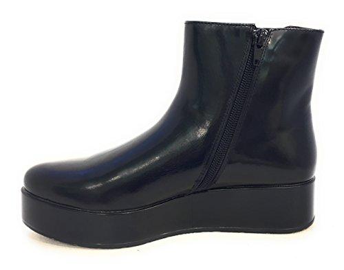 Stonefly 109347 Boots à Talons Femmes Noir 37